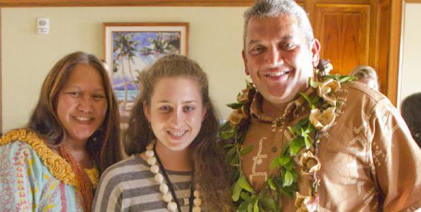 Roya Sabri finds aloha inspiration at Big Island Film Festival
