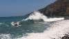 High surf Thursday at Kealakekua Bay. (Photo courtesy of Visionary Video)