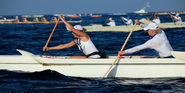 World's largest outrigger canoe race takes off in Kailua Bay (Sept. 1-3)