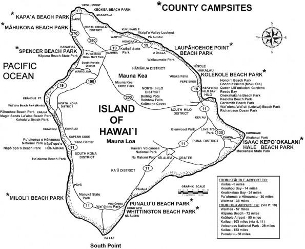 Hawaii-County-Parks