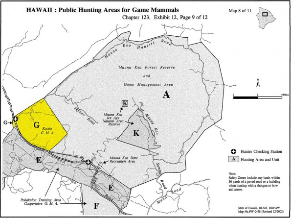 Kaohe Game Management Area