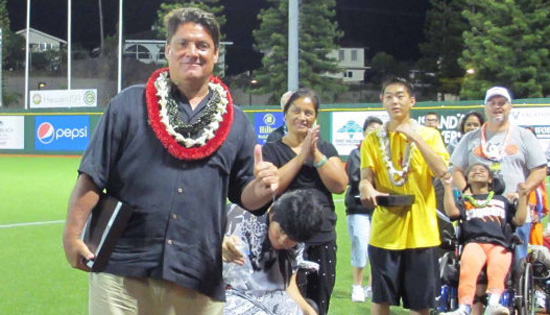 Jeff Law (Photo courtesy of UH Hilo)