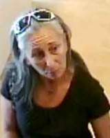 Do you recognize this woman?