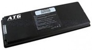 ATG replacement battery MC-MBOOK13B for black MacBook Pro.