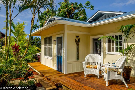 The Darrell Hill Cottage (Photo courtesy of Holualoa Inn)