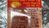 US Trading Company Voluntary Recall of Crushed Chili Powder Because of Possible Health Risk