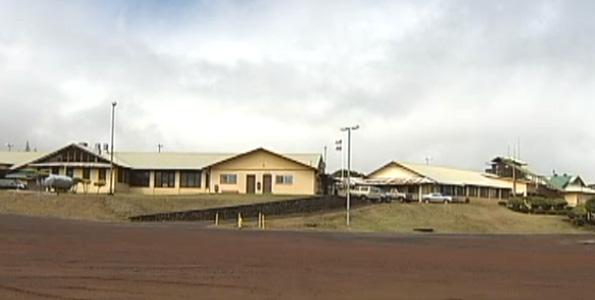 Kulani Correctional Facility (Image courtesy of Big Island Video News)