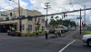 Ponahawai Street roadwork on September 8, 2014. Hawaii 24/7 File Photo