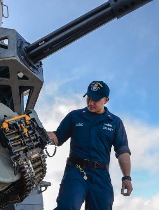 (Photo courtesy Mass Communication Specialist 3rd Class Eric Coffer   U.S. Navy)