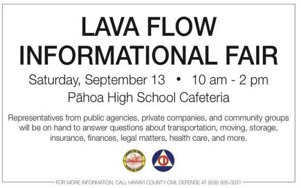 LavaFlowInfoFairFlyer