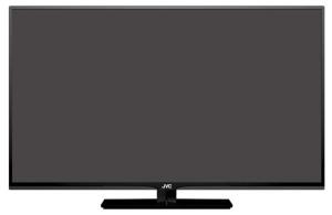 JVC Emerald series television, model EM42FTR (front)