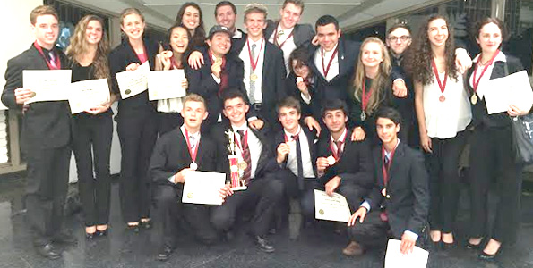 Debaters continue to light up state competition