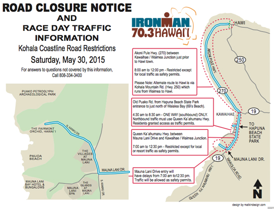 HonuTriathlonRoadClosures2015