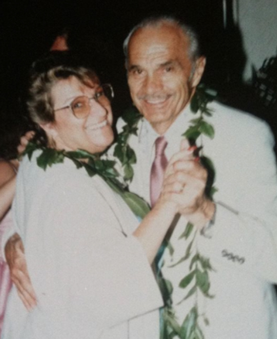 Jean and Nicholas Eckert (Photo special to Hawaii 24/7)
