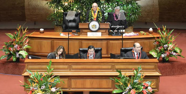 Kona Judiciary Complex, medical marijuana dispensaries among session accomplishments