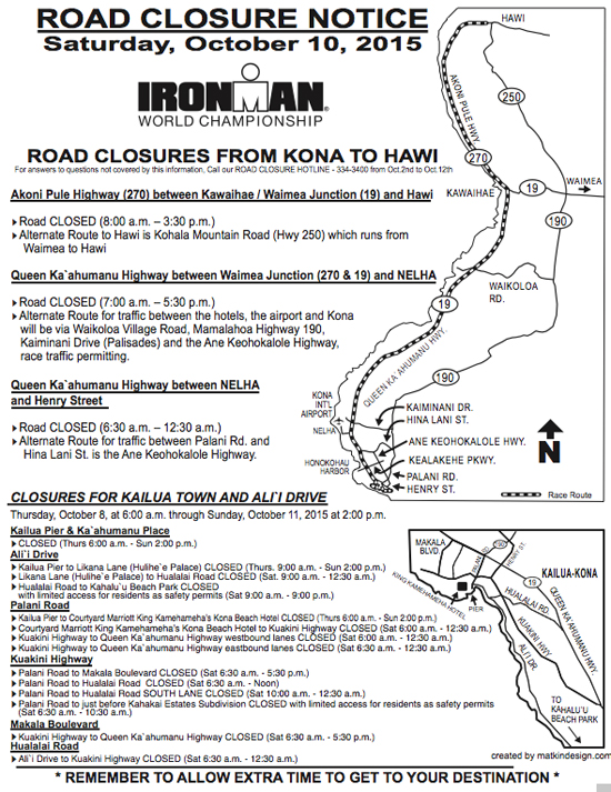 Ironman2015RoadClosures