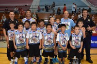 Boys 10-and-Under 'Man Up'