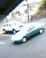 Possible witness car