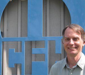 Dr. Doug Simons, Executive Director of Canada-France-Hawaii Telescope. CFHT Photo