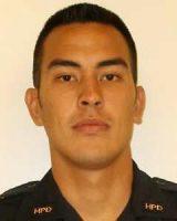 Officer Chandler Nacino