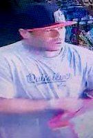 Unknown male suspect #2