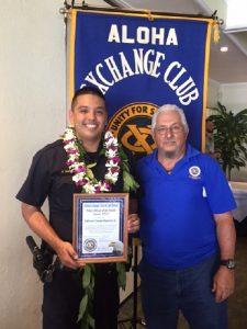 Officer Duane Rapoza, Jr.