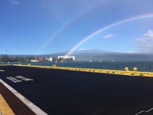 Hilo Harbor terminal improvements.