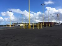 Hilo Harbor terminal improvements.