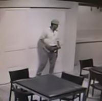 Surveillance image No. 2 male suspect