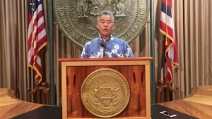 Gov. David Ige addresses the false missile attack warning.