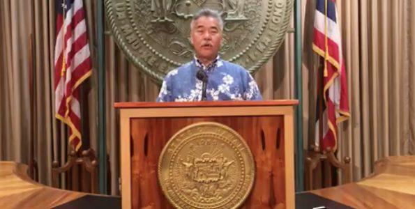 Gov. David Ige addresses the false missile attack warning.