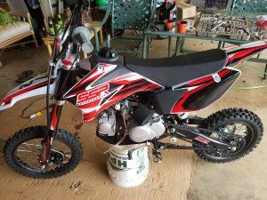 Motorsports Dirt Bike