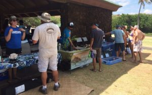 World Oceans Day at Hapuna Beach Recreation Area. DLNR Photo