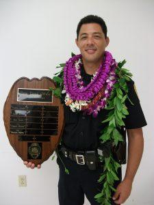 Officer Bronson Kaimana Kaliloa