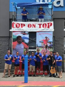 East Hawaii off-duty volunteer officers
