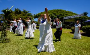 The He Hali'a Aloha No Lili'uokalani Festival, Queen's Birthday at Lili'uokalani Gardens in Hilo Saturday, September 8, 2018. Hosted by the Friends of Lili'uokalani Gardens. Photography by Baron Sekiya   Hawaii 24/7