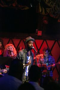 Julius Thomas III at Rockwood Music Hall.