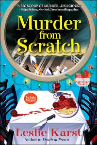 Murder from Scratch by Leslie Karst
